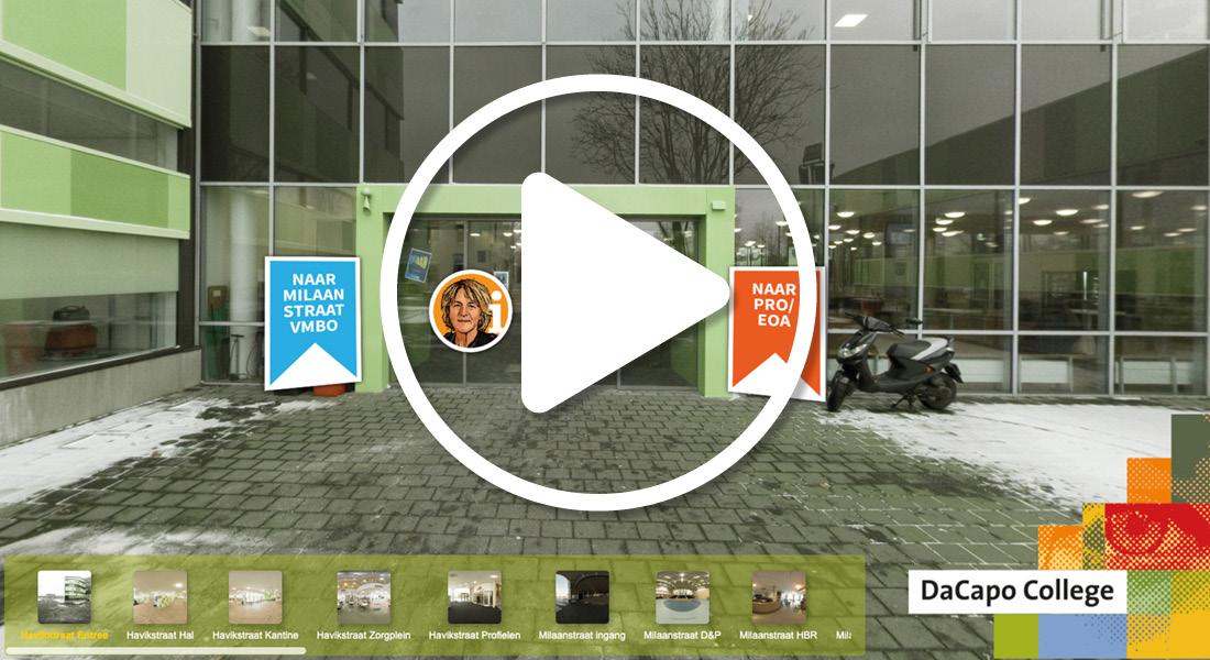 Open de virtuele tour